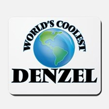 World's Coolest Denzel Mousepad