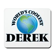 World's Coolest Derek Mousepad