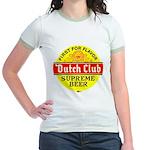 Dutch Club Beer-1952 Jr. Ringer T-Shirt