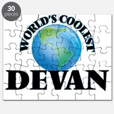 World's Coolest Devan Puzzle