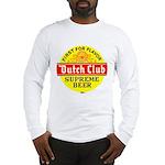 Dutch Club Beer-1952 Long Sleeve T-Shirt
