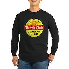 Dutch Club Beer-1952 T
