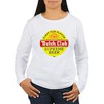 Dutch Club Beer-1952 Women's Long Sleeve T-Shirt