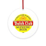 Dutch Club Beer-1952 Ornament (Round)