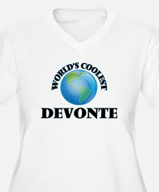 World's Coolest Devonte Plus Size T-Shirt
