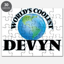 World's Coolest Devyn Puzzle