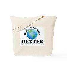 World's Coolest Dexter Tote Bag