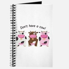 Have A Cow Journal