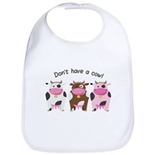 Have A Cow Bib