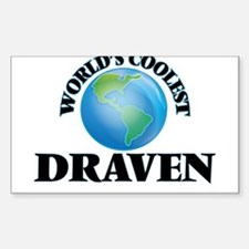 World's Coolest Draven Decal
