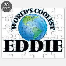 World's Coolest Eddie Puzzle
