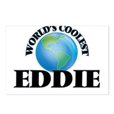 World's Coolest Eddie Postcards (Package of 8)