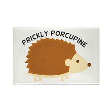 Prickly Procupine Magnets