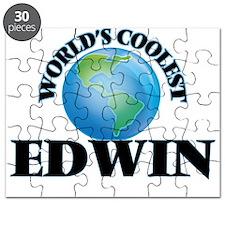 World's Coolest Edwin Puzzle
