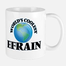 World's Coolest Efrain Mugs