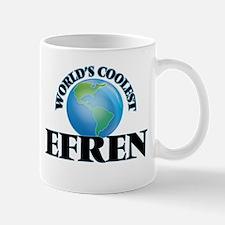 World's Coolest Efren Mugs