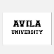 AVILA UNIVERSITY Postcards (Package of 8)