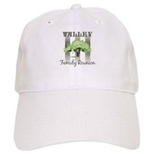 TALLEY family reunion (tree) Baseball Cap