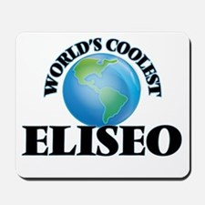 World's Coolest Eliseo Mousepad