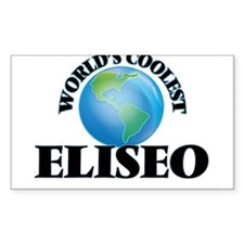 World's Coolest Eliseo Decal