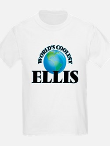 World's Coolest Ellis T-Shirt