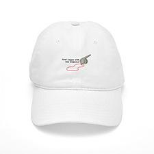 The Whistle Baseball Baseball Cap