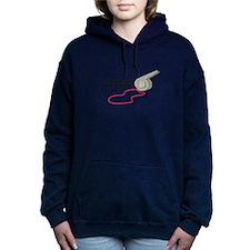 The Whistle Women's Hooded Sweatshirt