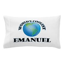 World's Coolest Emanuel Pillow Case