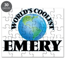 World's Coolest Emery Puzzle