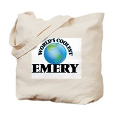 World's Coolest Emery Tote Bag