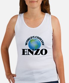 World's Coolest Enzo Tank Top