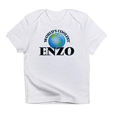 World's Coolest Enzo Infant T-Shirt