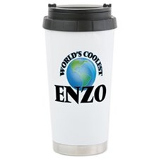 World's Coolest Enzo Travel Mug