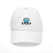 World's Coolest Enzo Baseball Cap