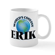 World's Coolest Erik Mugs