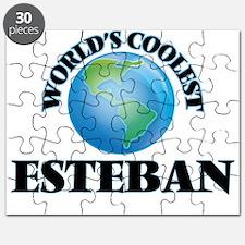 World's Coolest Esteban Puzzle