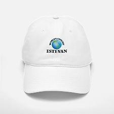 World's Coolest Estevan Baseball Baseball Cap