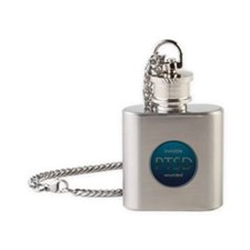 PTSD Flask Necklace