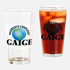 World's Coolest Gaige Drinking Glass