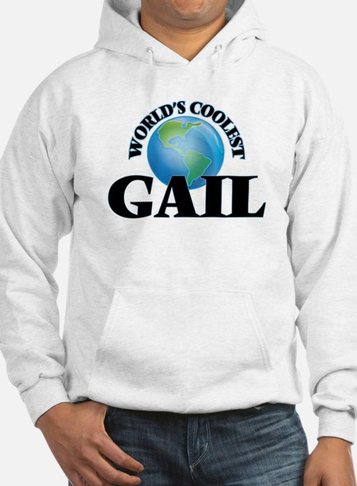 World's Coolest Gail Hoodie