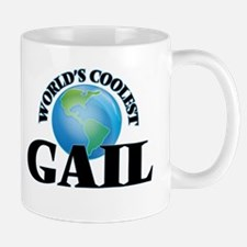 World's Coolest Gail Mugs