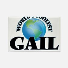 World's Coolest Gail Magnets