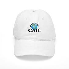 World's Coolest Gail Baseball Cap