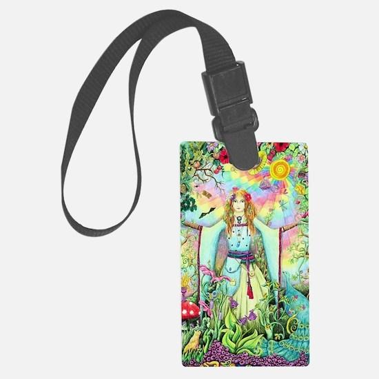 Gaia - Goddess of Earth Luggage Tag
