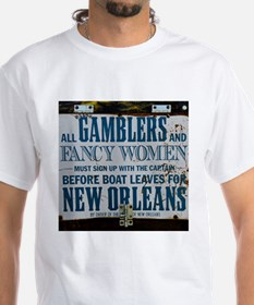 Gamblers and Fancy Women Shirt