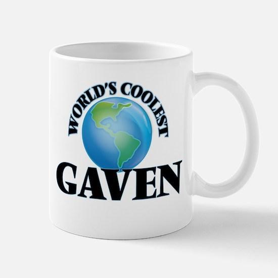 World's Coolest Gaven Mugs