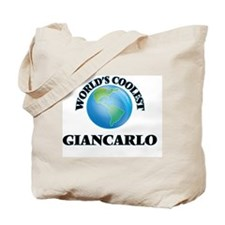 World's Coolest Giancarlo Tote Bag