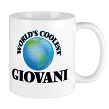 World's Coolest Giovani Mugs
