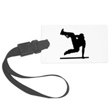 Parcouring Luggage Tag