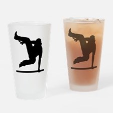 Parcouring Drinking Glass
